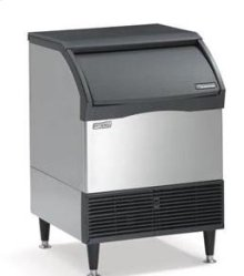 150 lb Prodigy Undercounter Cube Ice Machine with 80 lb Storage