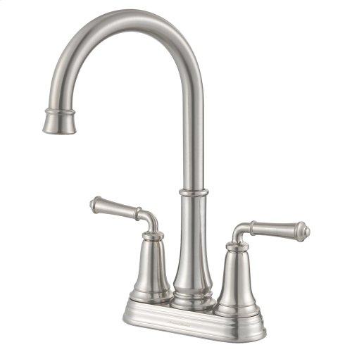Delancey Centerset Bar Faucet  American Standard - Stainless Steel