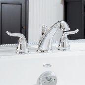 Princeton Deck-Mount Bathtub Faucet Trim Kit - Oil Rubbed Bronze