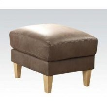 Light Brown Ottoman