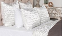 Aura Quilt Collection - Ivory