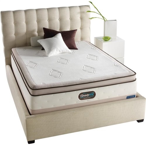 Beautyrest - TruEnergy - Zoe - Plush Firm - Box Pillow Top - Twin XL