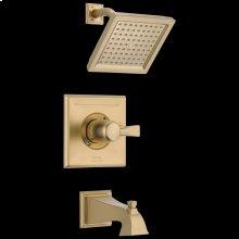 Champagne Bronze Monitor ® 14 Series Tub & Shower Trim