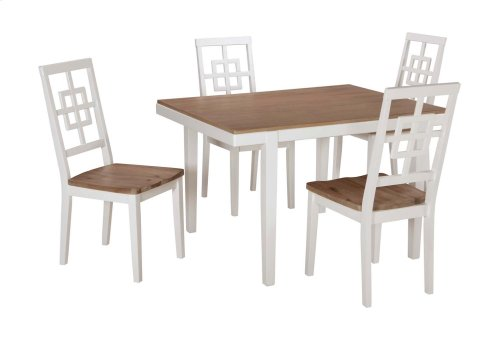 Brovada - Two-tone 1 Piece Dining Room Set