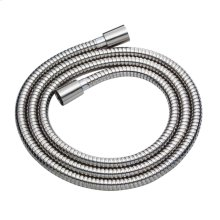 "Chrome All Metal 72"" Interlock Hose"