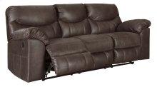 3380388 Grey PWR Reclining Sofa Only (Boxberg Teak)
