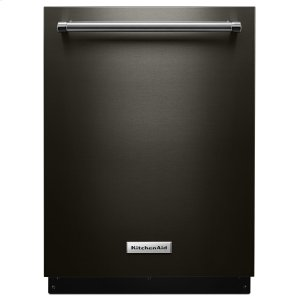 Kitchenaid39 DBA Dishwasher with Fan-Enabled ProDry System and PrintShield Finish Black Stainless Steel with PrintShield™ Finish