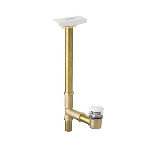 Deep Soak Max Drain - Polished Brass PVD