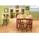 Kyoto Stationary stool 24 in. Product Image