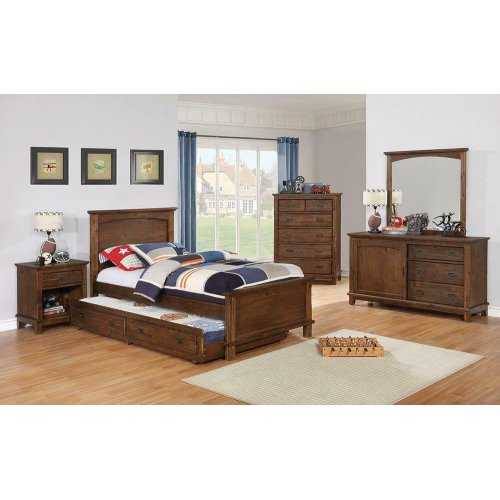401001FS4 in by Coaster in Granby, CO - Bedroom Sets