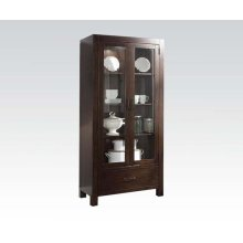 Hadrius Curio Cabinet