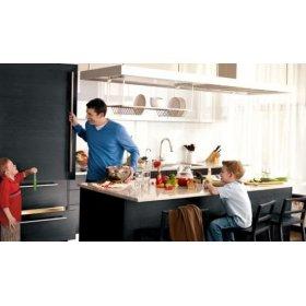 736TC Refrigerator/Freezer - Carbon Stainless