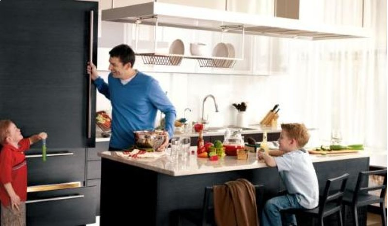 736tc Refrigerator Freezer Platinum Stainless