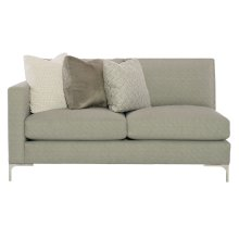 Eden Left Arm Loveseat