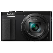 LUMIX 30X Travel Zoom Camera with Eye Viewfinder DMC-ZS50K