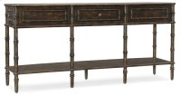 Living Room Bamboo Console Product Image