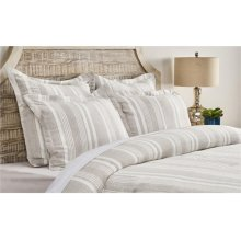 Dale Ivory 3Pc Queen Set