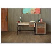 Writing Desk, Reclaimed Wood finish Product Image