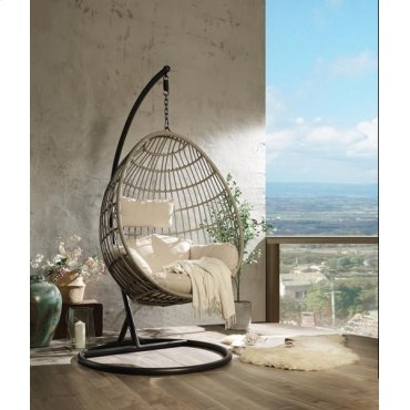 19s, hanging chair