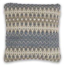 "Pillow L334 Blue/beige Laguna 18"" X 18"""