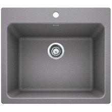 Blanco Liven Laundry Sink - Metallic Gray