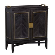 Monogram/coeurd'alene Hall Chest