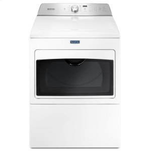 MaytagLarge Capacity Gas Dryer with IntelliDry® Sensor - 7.4 cu. ft. White