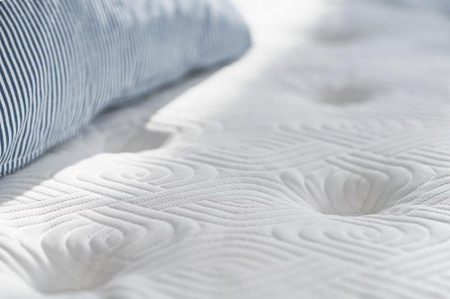 Response - Essentials Collection - Beaming - Plush - Euro Pillow Top - Split Queen