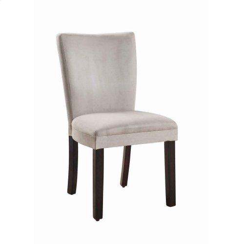 Bloomfield Grey Parson Chair