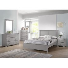 6 Drawer Double Dresser