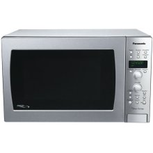 1.5 Cu. Ft. Convection Built-In/Countertop Microwave Oven with Inverter Technology - Stainless Steel - NN-CD989S