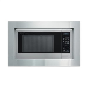 "Sharp Appliances30"" Built-in Microwave Oven Trim Kit"