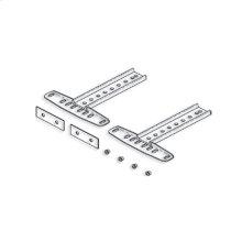 Insulated Headboard Bracket Kit for D-122 Models Only, Twin / Split California King