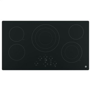 "GE®36"" Built-In Touch Control Electric Cooktop"