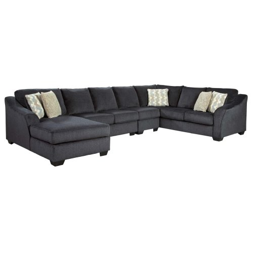 Eltmann - Slate 3 Piece Sectional