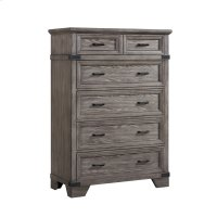Chest, 6 Drawer Standard Product Image