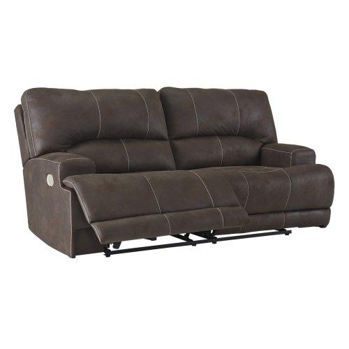 2 Seat PWR REC Sofa ADJ HDREST