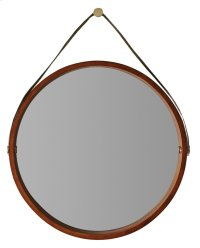Bedroom Studio 7H Portal Round Mirror Product Image