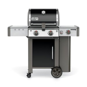 WeberGenesis II LX E-240 Gas Grill Black Natural Gas