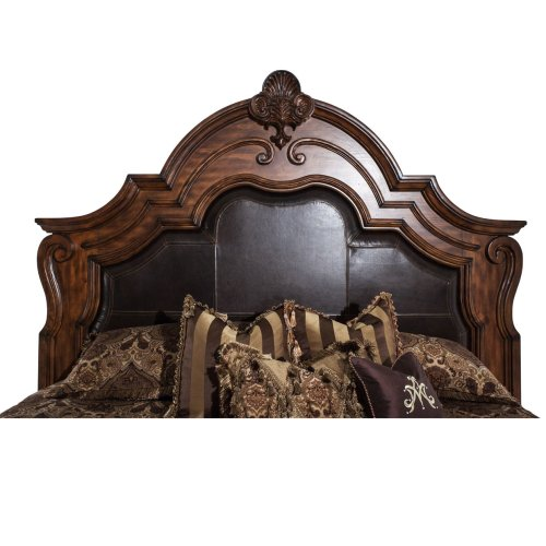 Cal King Mansion Bed