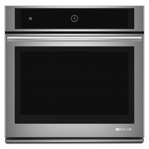 "Jenn-AirEuro-Style 30"" Single Wall Oven with MultiMode® Convection System Stainless Steel"