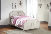 Abrielle - Gray 2 Piece Bed Set (Full)