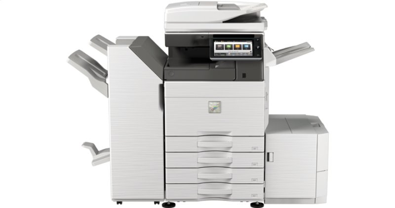 MX3071 in by Sharp in Collinsville, IL - 30 ppm B&W and