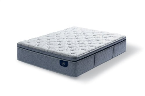 Bellagio At Home - Luxe Hybrid - Grandezza - Plush - Pillow Top - Full