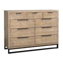Vogue 9Dwr Dresser Taupe
