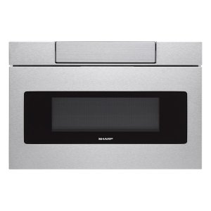 Sharp Appliances30 in. 1.2 cu. ft. 950W Sharp Stainless Steel Microwave Drawer Oven