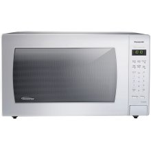 2.2 Cu. Ft. Countertop Microwave Oven with Inverter Technology - White- NN-SN936W