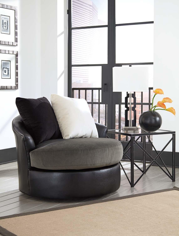 2020044 In By Furniture Jonesboro Ar Swivel Accent Chair