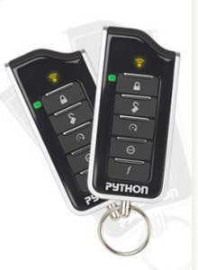 Responder LE 2-Way Security System / Remote Start System