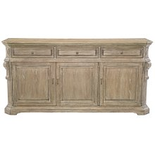 Campania Buffet in Weathered Sand (370)